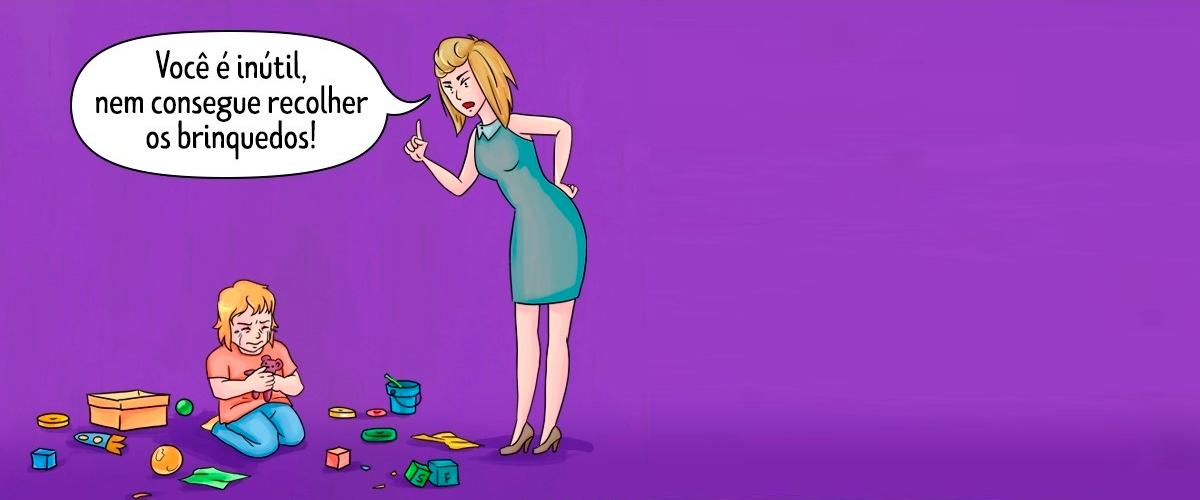 Por que algumas pessoas não reconhecem seus erros?